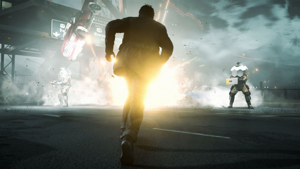 The Xbox One's Quantum Break Gets Hit With A Big Delay