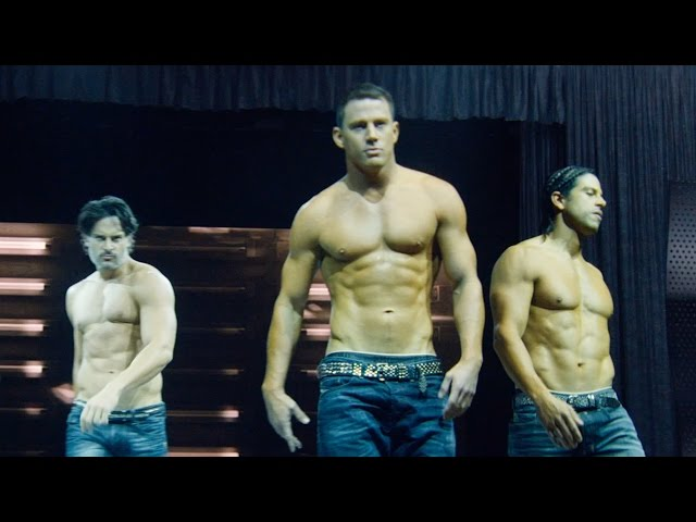 This New Magic Mike XXL Trailer Shows There's A Plot Behind Channing Tatum's Muscles