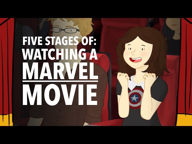 What It's Like For Die-Hard Fans To Watch A Marvel Movie
