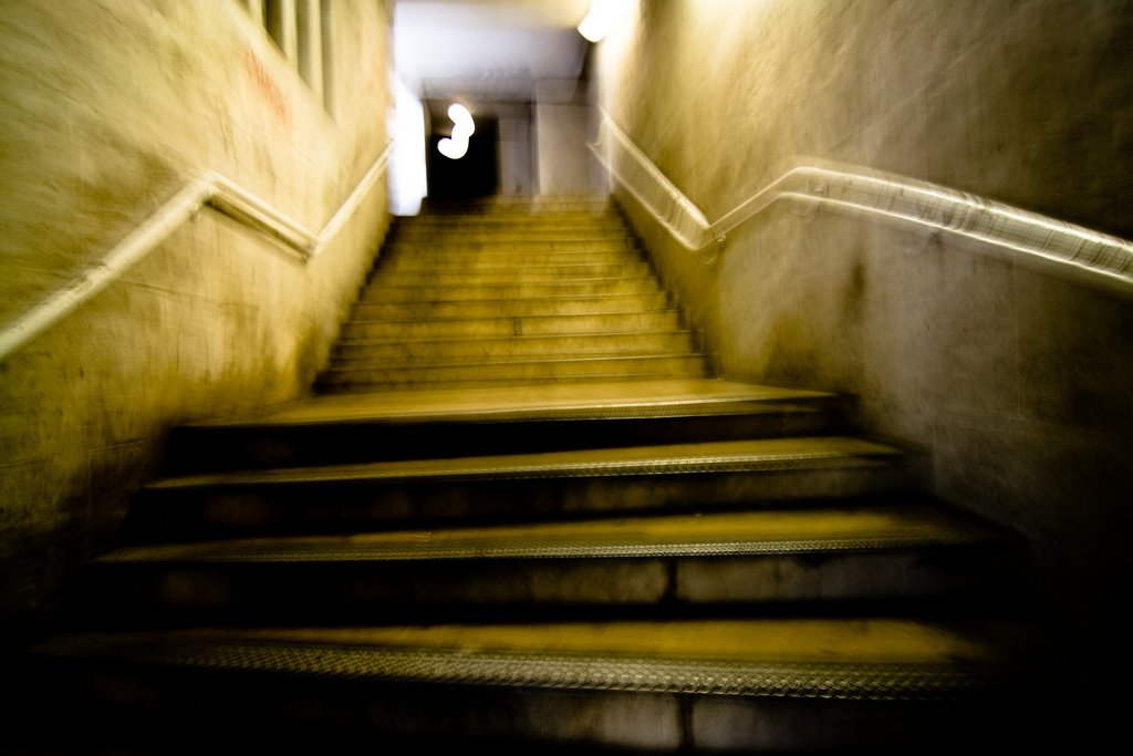 10 Disturbing And Questionable Staircase Deaths