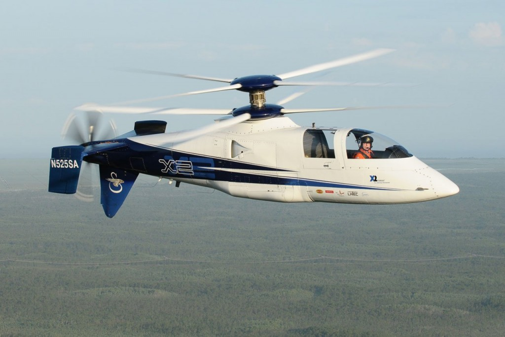 10 Of The Coolest Helicopters Ever Created