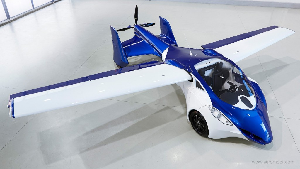 Flying Car Possibly Available As Soon As 2017