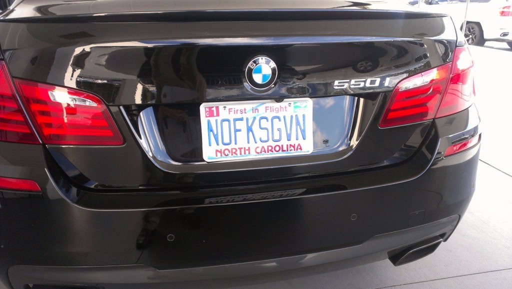 10 Hilarious License Plates That Will Make You Laugh