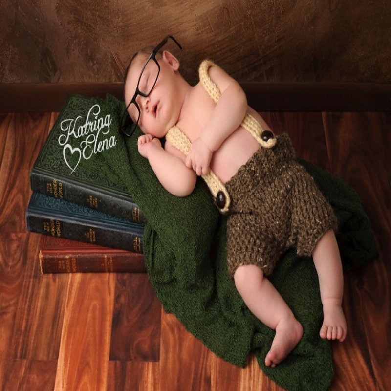 20 Of The Geekiest Newborns Ever