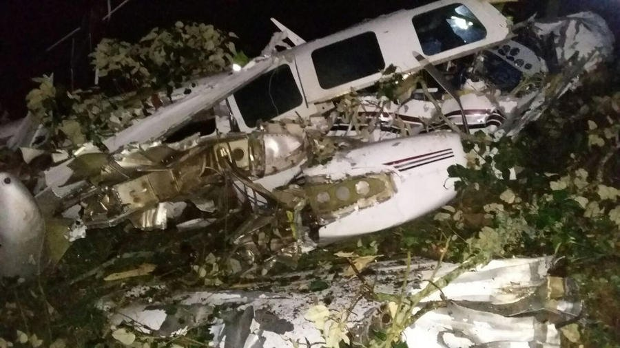 Two Killed In Plane Crash On Set Of Tom Cruise's Latest Movie